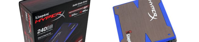 Kingston HyperX 5K 240GB SATA III Solid State Drive (SSD) Review