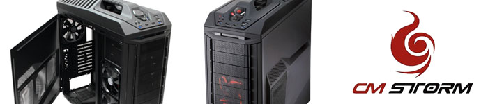 Cooler Master CM Storm Trooper Gaming Chassis Review