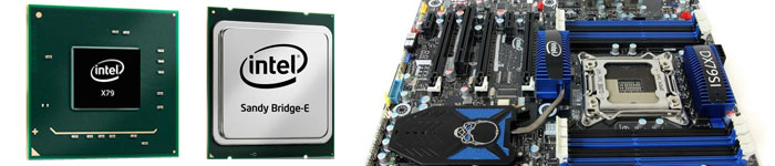 Intel X79 Chipset with Intel Core i7 3960X Extreme Hex-Core Processor Review