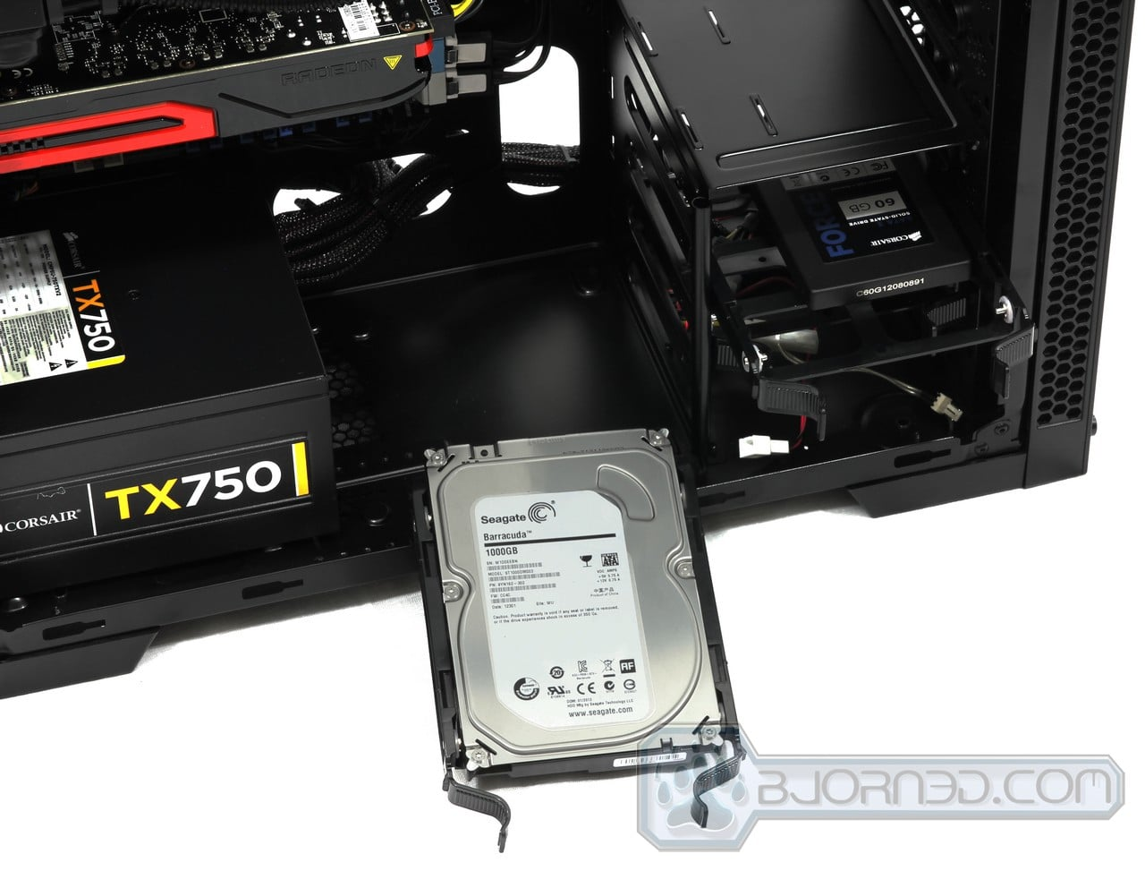 CyberPower PC Gamer Xtreme 2000 SE Review - Bjorn3D com