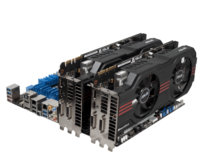 P8Z77-V Premium W 2 Triple Slot Cards and Spacing