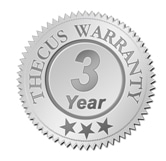 thecus 3 year
