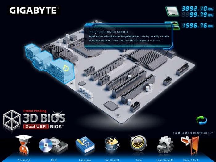GIGABYTE Z77X-UP5 TH - Bjorn3D com