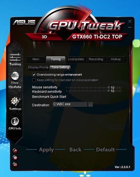 ASUS GeForce GTX 660 Ti DirectCU II TOP Edition - Bjorn3D com
