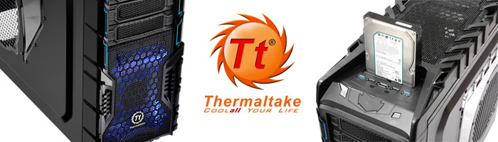 Thermaltake Overseer RX-I Chassis