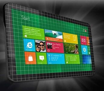 AMD Launches Z-60 APU (Hondo) for Windows 8 Tablets