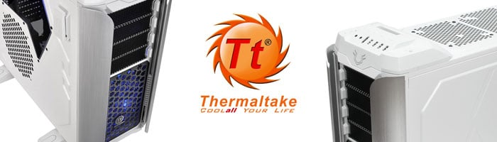 Thermaltake Armor Revo Snow Edition Chassis