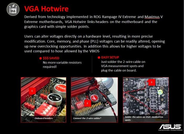 VGA Hotwire
