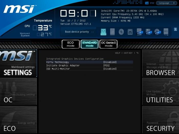 MSI Big Bang Z77 MPower - Bjorn3D com