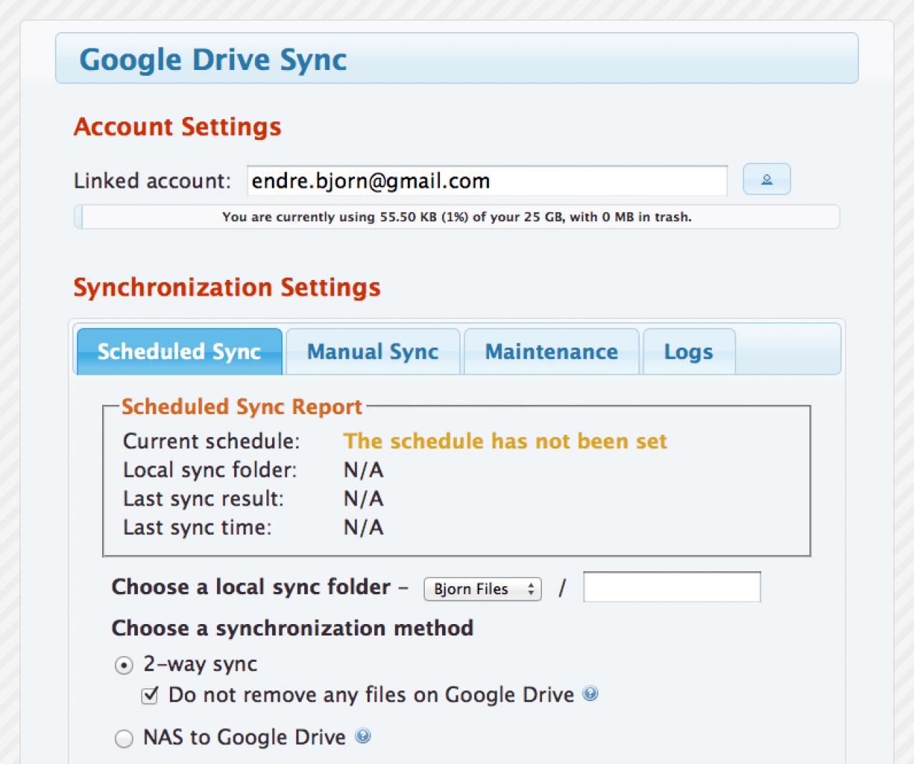 gdrive_sync