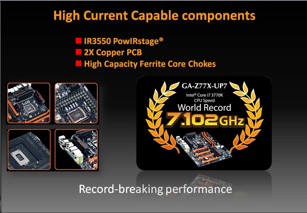 high current capable