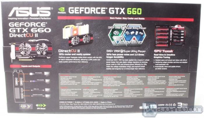ASUS GTX 660 2