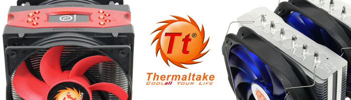 Thermaltake Frio Advanced and Extreme CPU Cooler Review