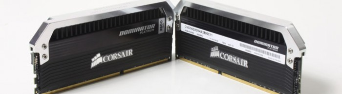 Corsair Dominator Platinum 2800 Mhz - Breaking the speed barrier and then some