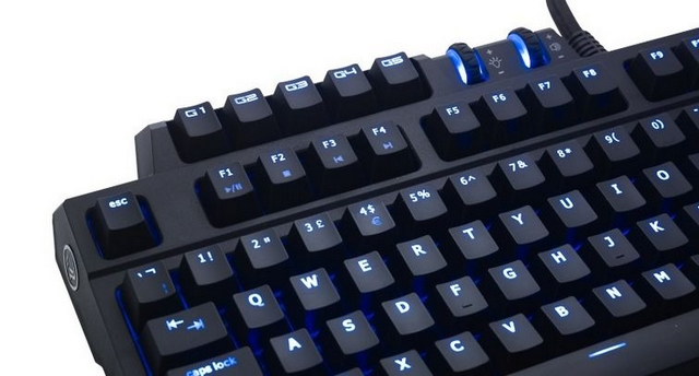 GIGABYTE Aivia Osmium Keyboard Review