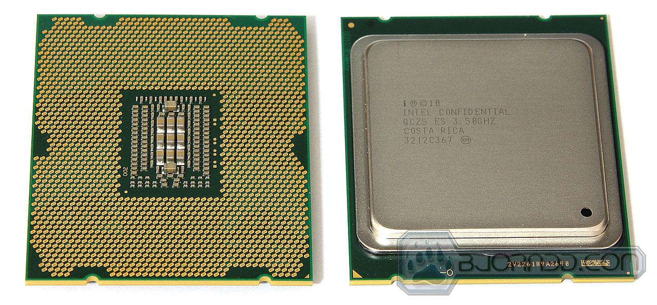 Intel Core i7-3960X vs. i7-3970X