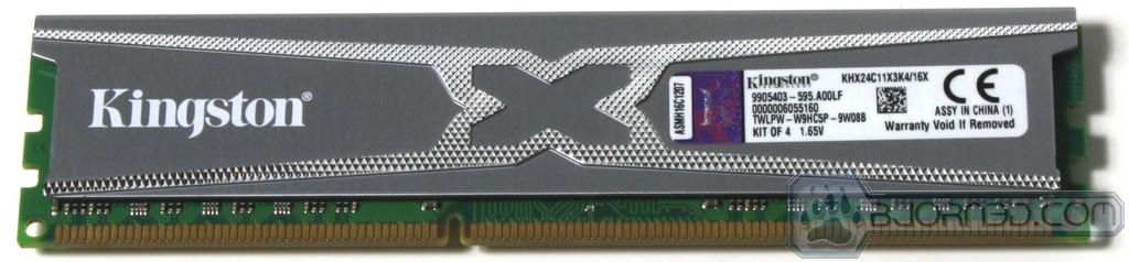 HyperX 10th Anniversary 2400MHz 4