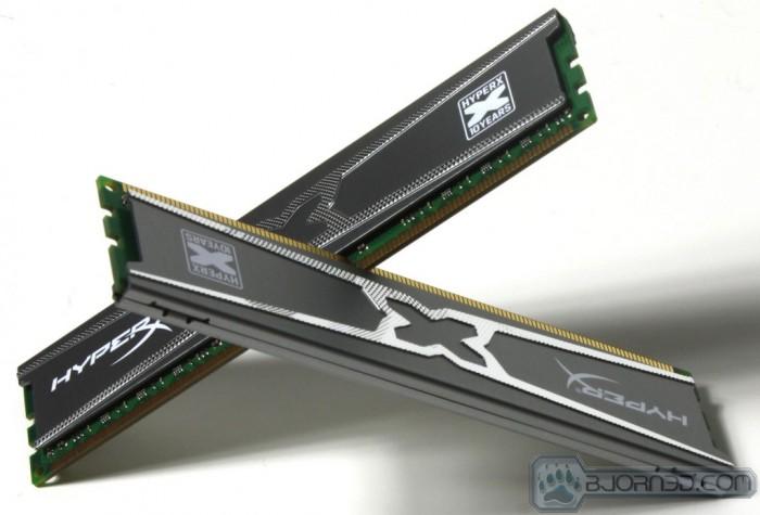 HyperX 10th Anniversary 2400MHz 5