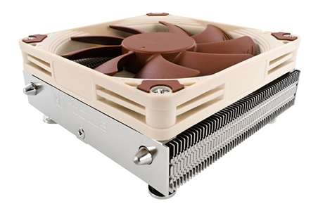 Noctua Low Profile Heatsinks: NH-L9a and NH-L9I