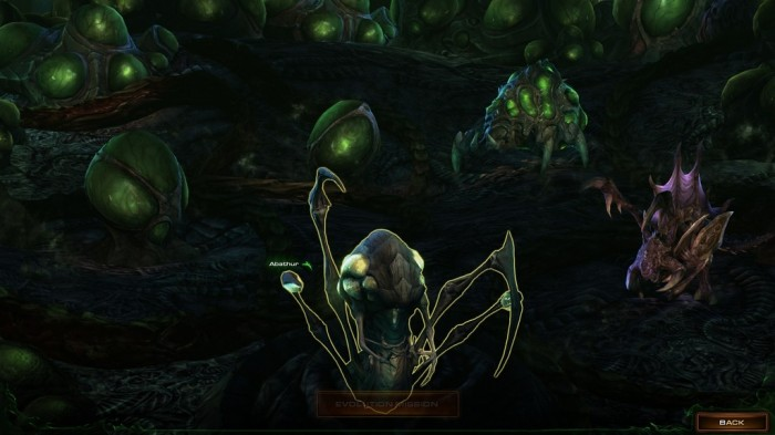 Heart of The Swarm 28