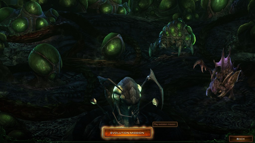Heart of The Swarm 34