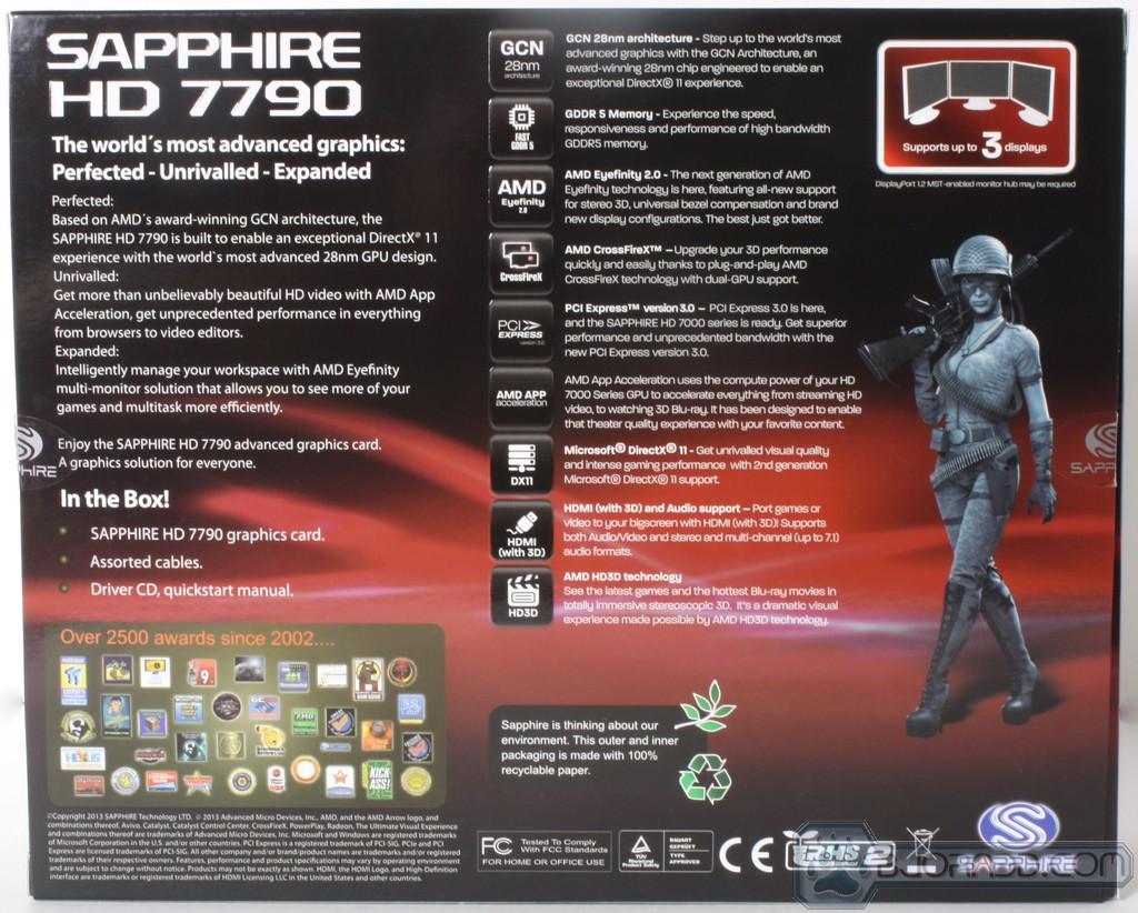Sapphire HD 7790 2