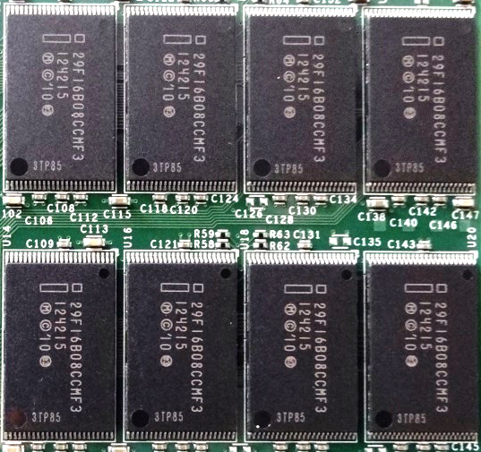 vertex 3-20 NAND