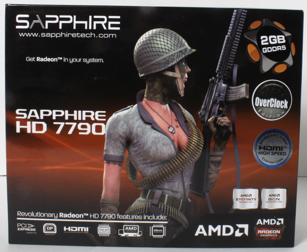 Sapphire 7790 2GB 12
