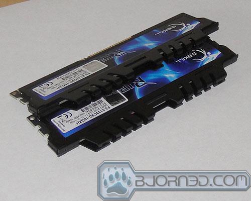 G Skill RipjawsX F3-2133C9D-16GXH - Bjorn3D com