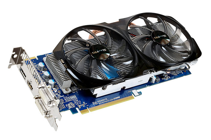 Gigabyte HD 7790 2GB (GV-R779OC-2GD)