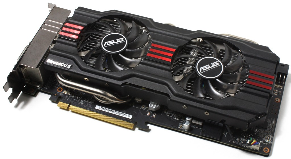 ASUS GeForce GTX 770 DirectCU II OC Graphics Card Review