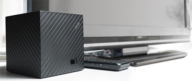 Asus Cube Google TV Review