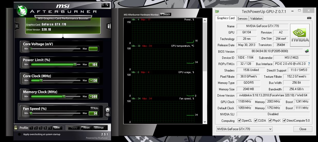Msi Gtx 970 Gaming 4g New Maxwell Price Performance
