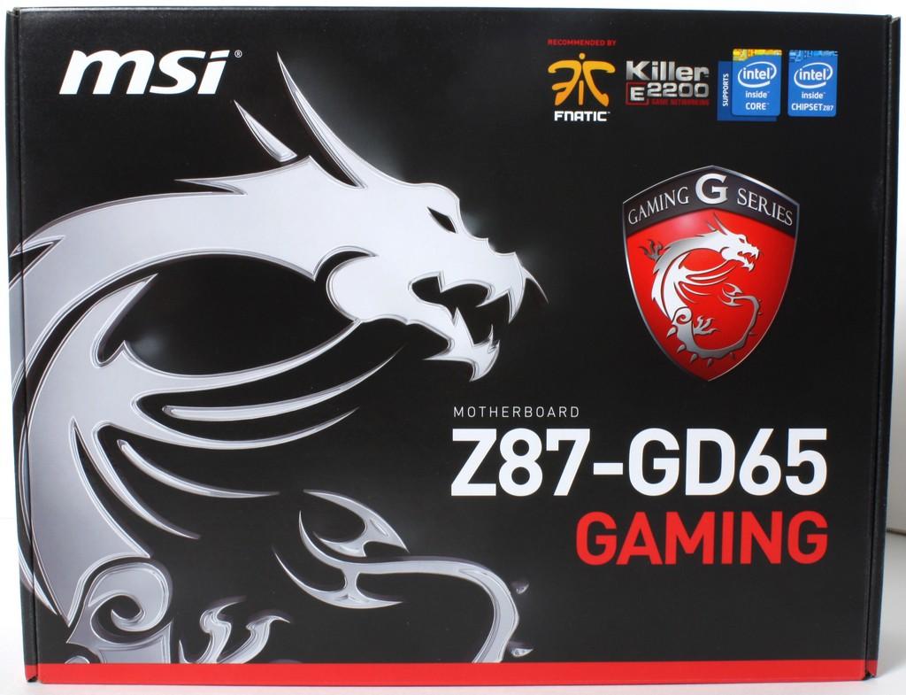 MSI Z87-GD65 Gaming1