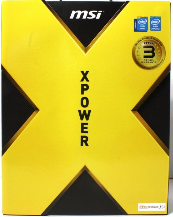 MSI Z87 Xpower1