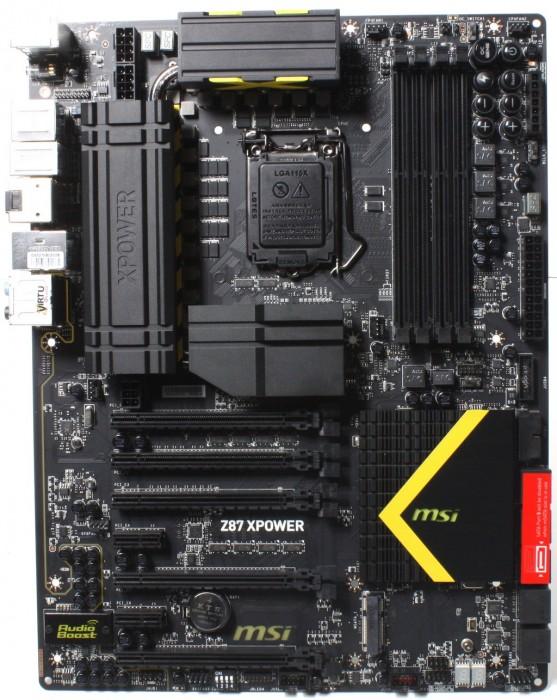 MSI Z87 Xpower13