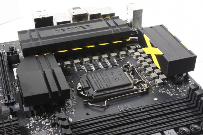 MSI Z87 Xpower20