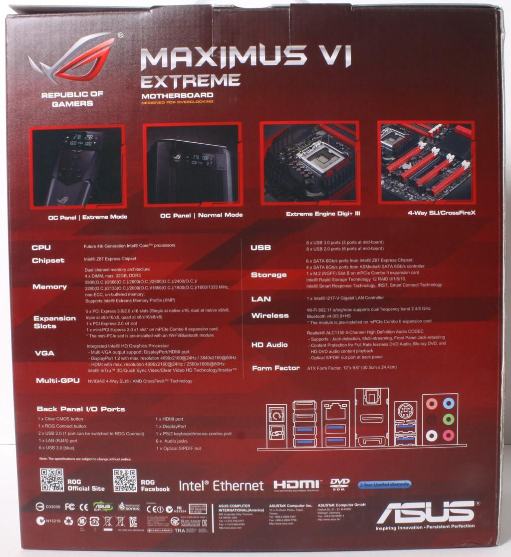 Maximus VI Extreme3