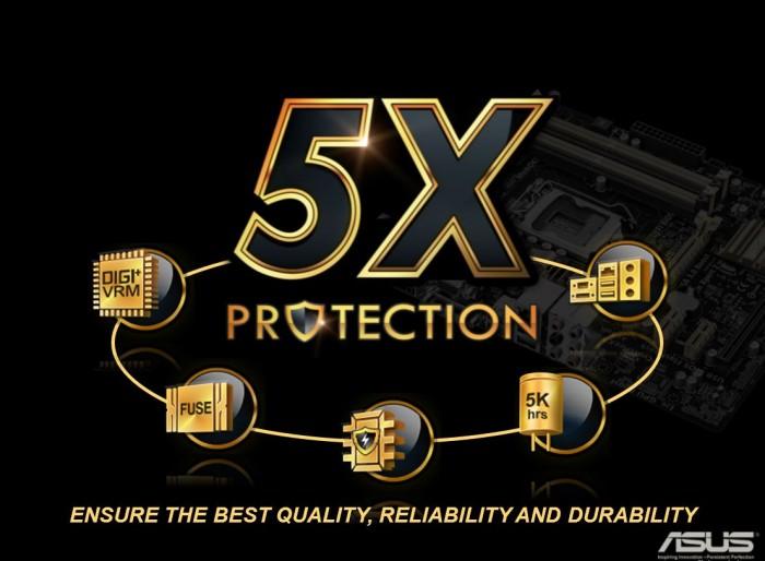 5xprotection