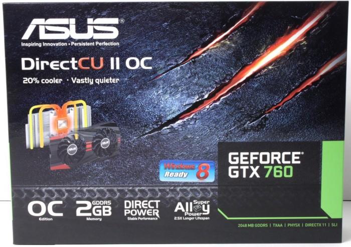 ASUS GTX 760 DCII38