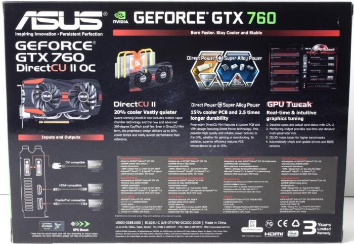 ASUS GTX 760 DCII39