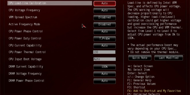 ASUS Maximus VI Hero BIOS8