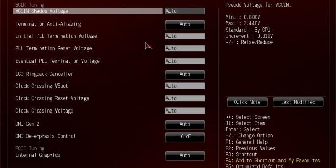 ASUS Maximus VI Hero BIOS9