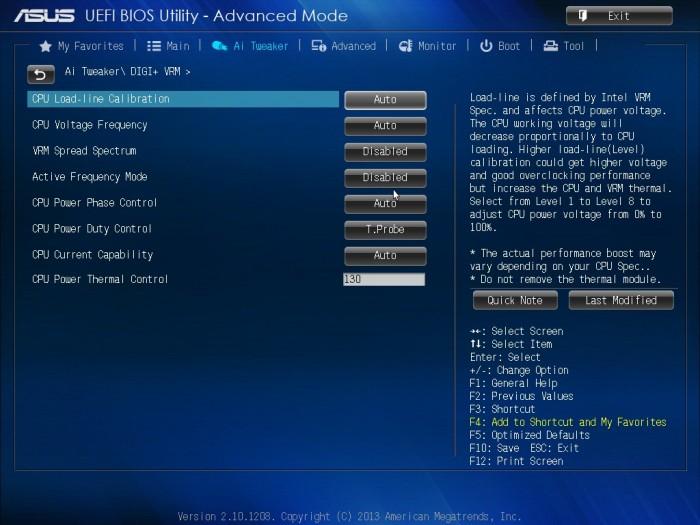 ASUS Z87-A BIOS10