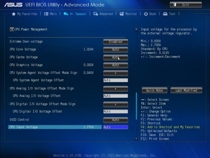 ASUS Z87-A BIOS11