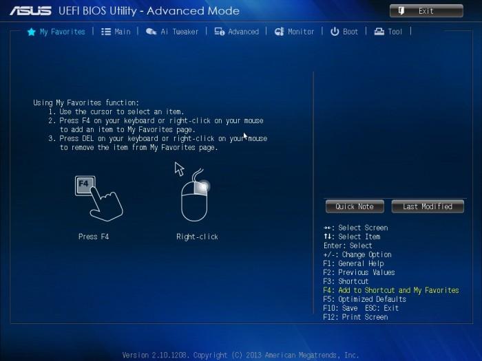 ASUS Z87-A BIOS3