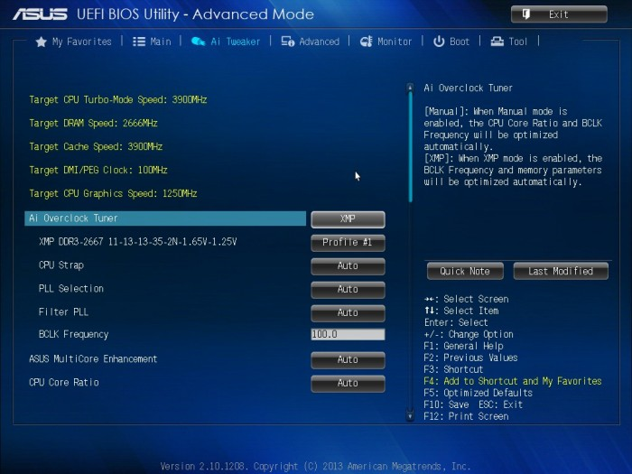 ASUS Z87-A BIOS6