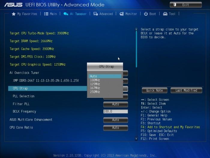 ASUS Z87-A BIOS7