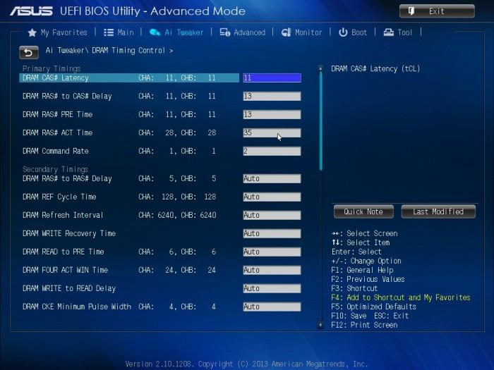 ASUS Z87-A BIOS9