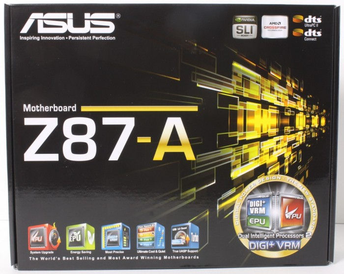 ASUS Z87-A1